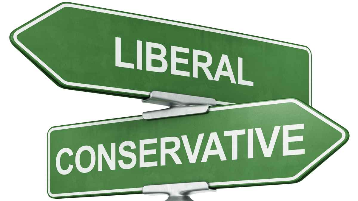 Conservative vs. Liberal – The Paladin