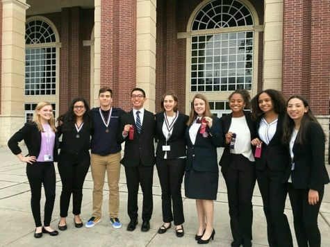 HOSA Area IV Competition