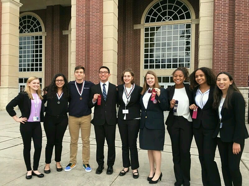 HOSA+Area+IV+Competition