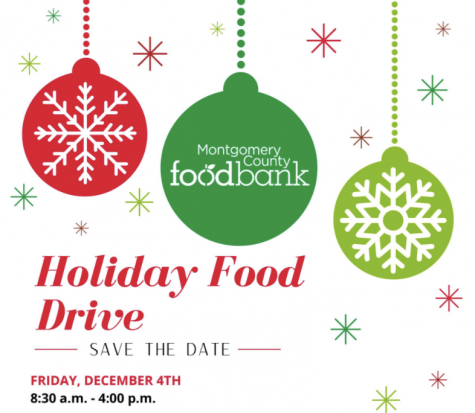 Holiday Food Drive Recap