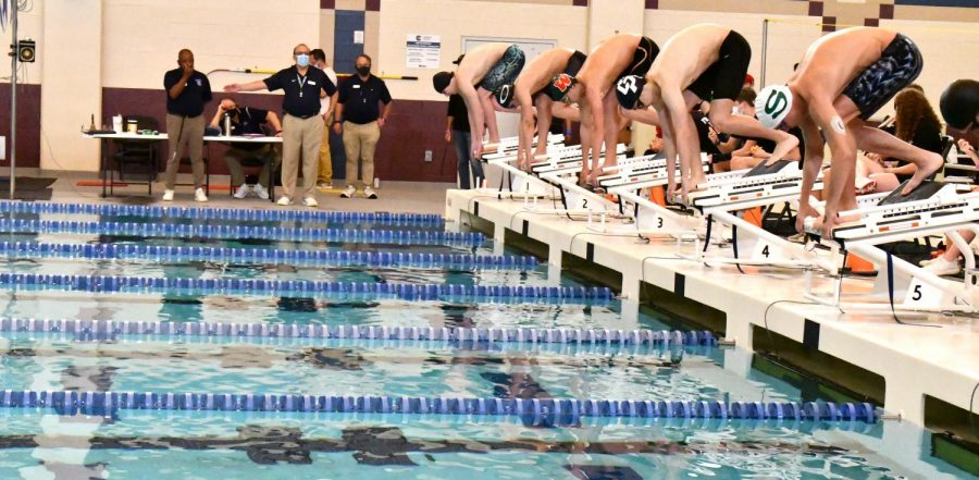 Swim Team Makes a Splash at Regionals