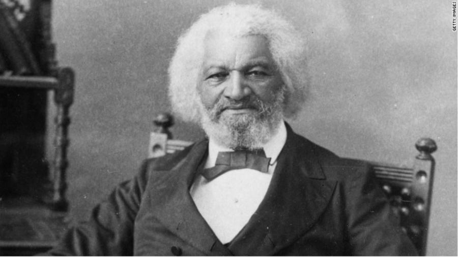 Frederick Douglas, abolitionist