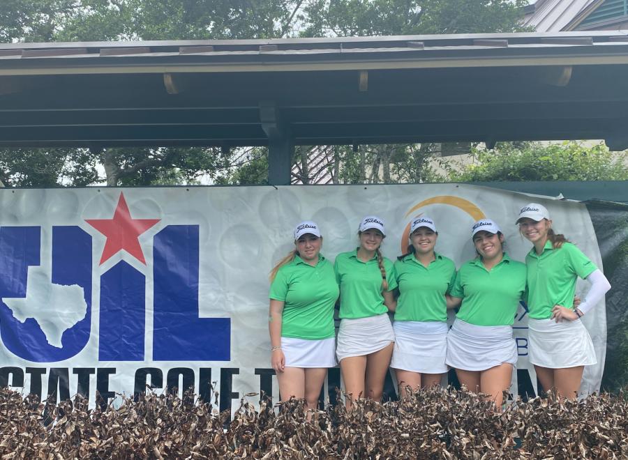 Golf Team Makes School History